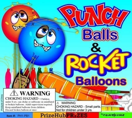 Punch / Balloons PH1-PB1