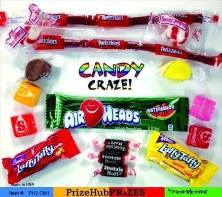 Candy Craze PH2-CM1 display