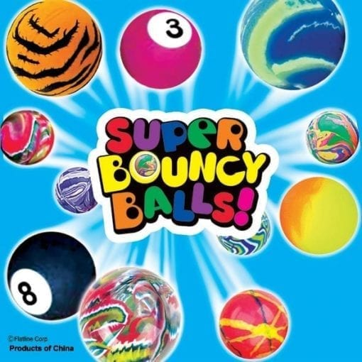 High Bounce Balls PH2-HB1