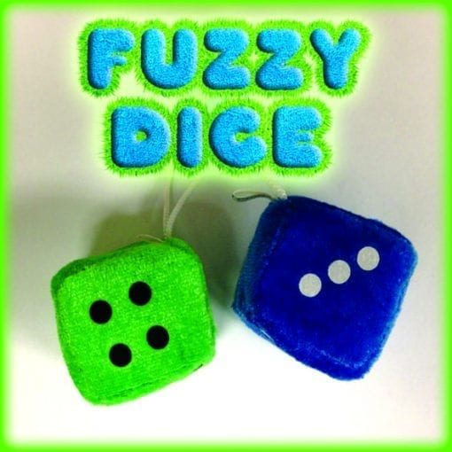 PH3-FD1 Fuzzy dice